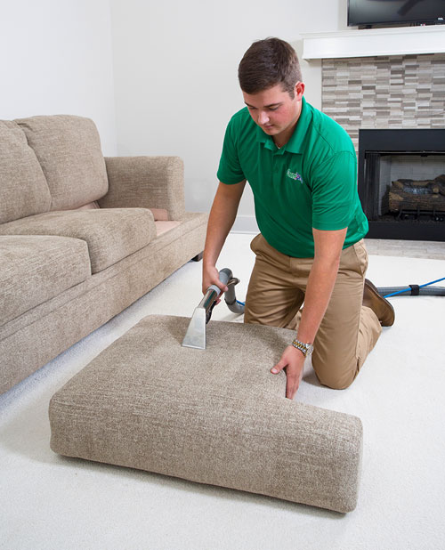 Chem-Dry of Tampa professional upholstery cleaning in Tampa